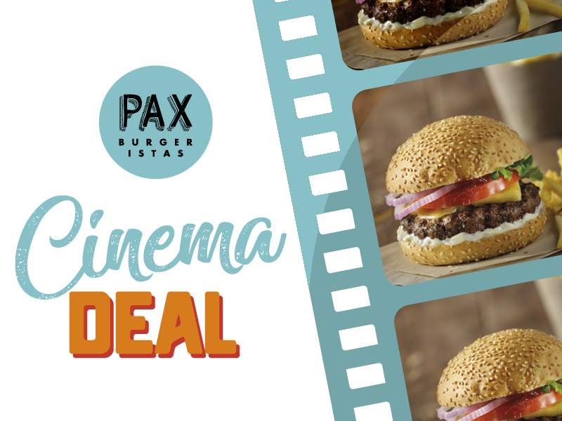 Pax Cinema Deal