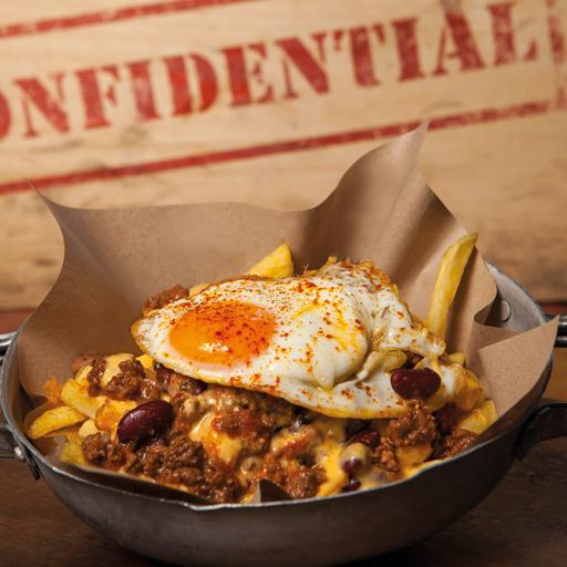 Chili Con Carne Fries