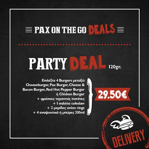 Party Deal 120 gr.