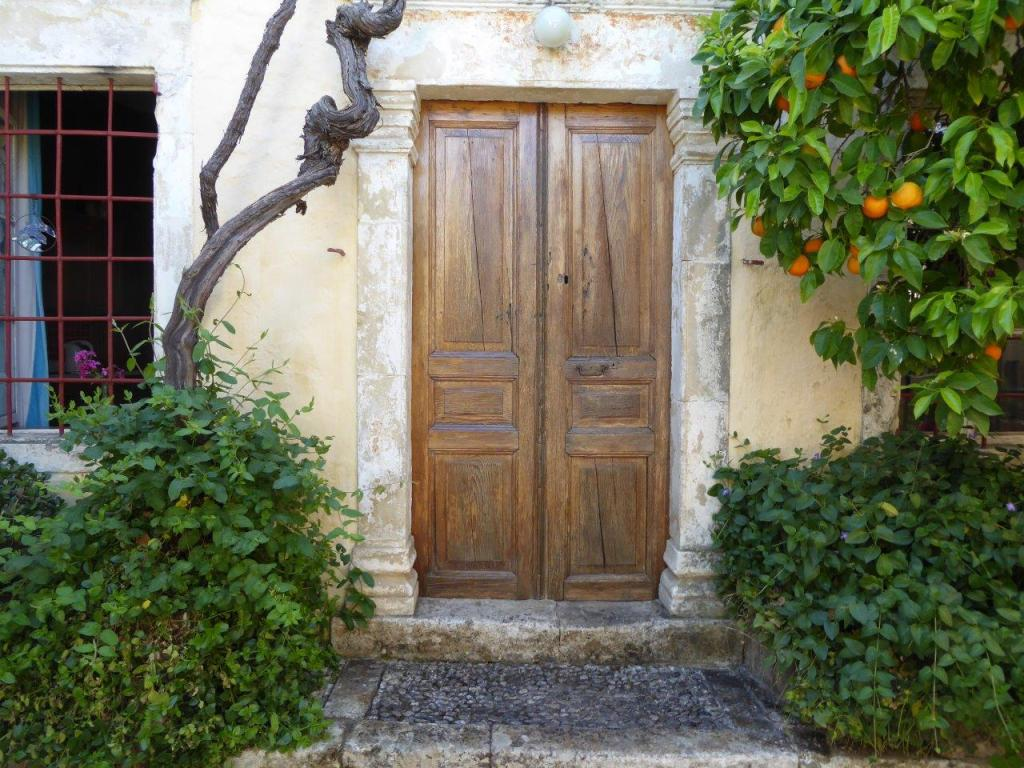 Traditional house near Heraklion