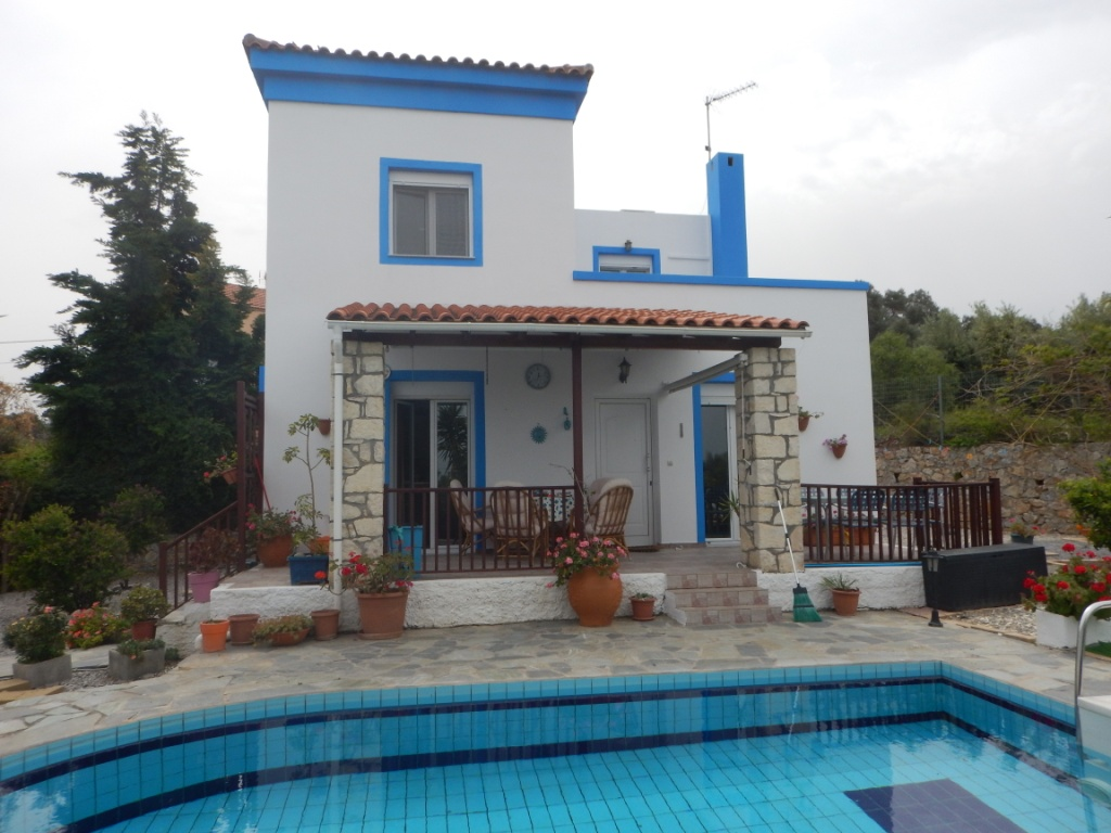 Detached villa 125 m²