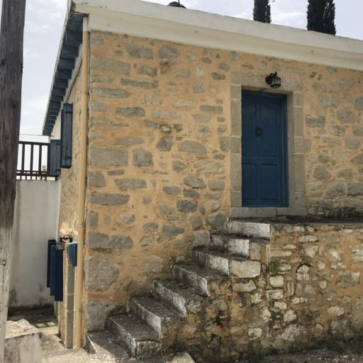 Traditional renovated Cretan house in South Herakleion
