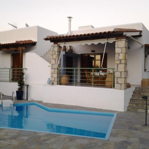 Cretan bungalow of 91 m² _SOLD_