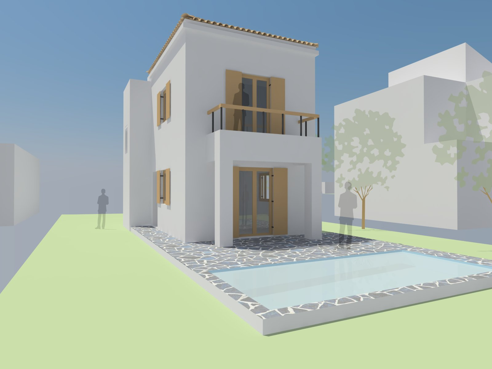 Off plan villa of 97 m²
