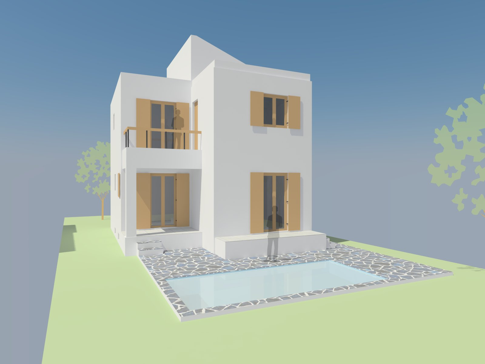 Off plan villa of 107 m²