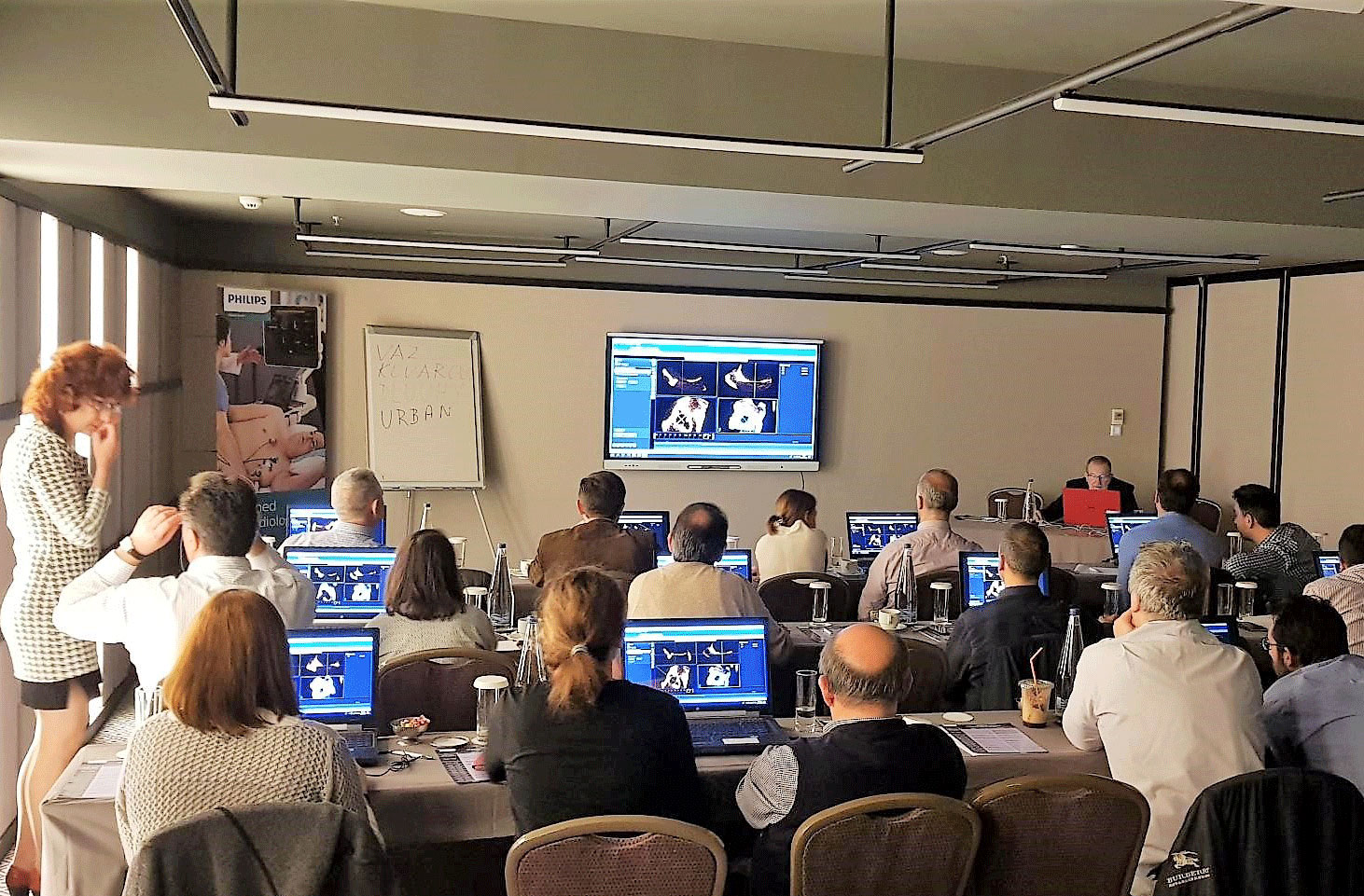 Σεμινάριο 3D Echocardiography Workshop Philips