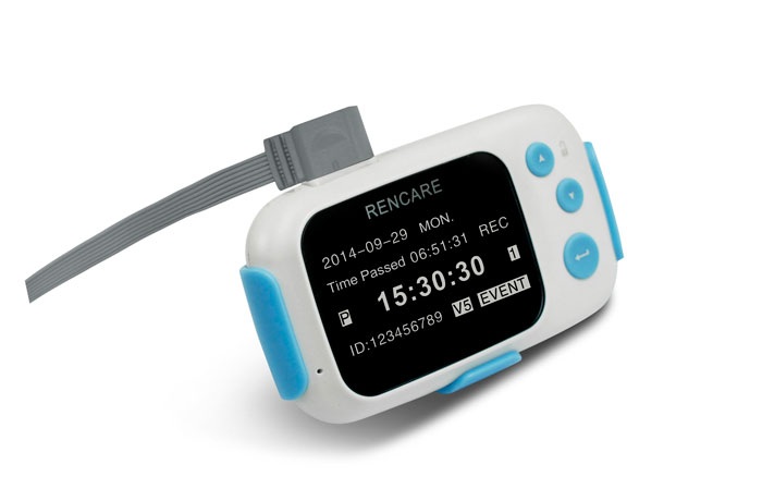 Holter ρυθμού e3plus Rencare