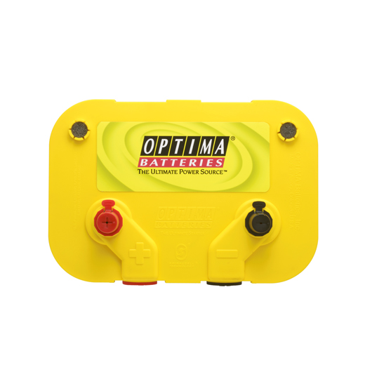 OPTIMA YTU-4.2 YELLOW 12V 55AH