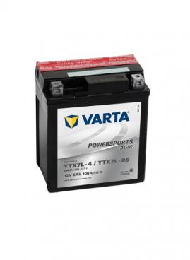 VARTA MOTO YTX7L-BS AGM TECH.