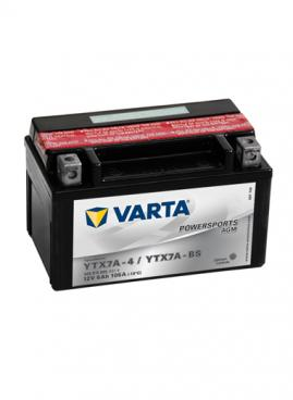 VARTA MOTO YTX7A-BS AGM TECH.