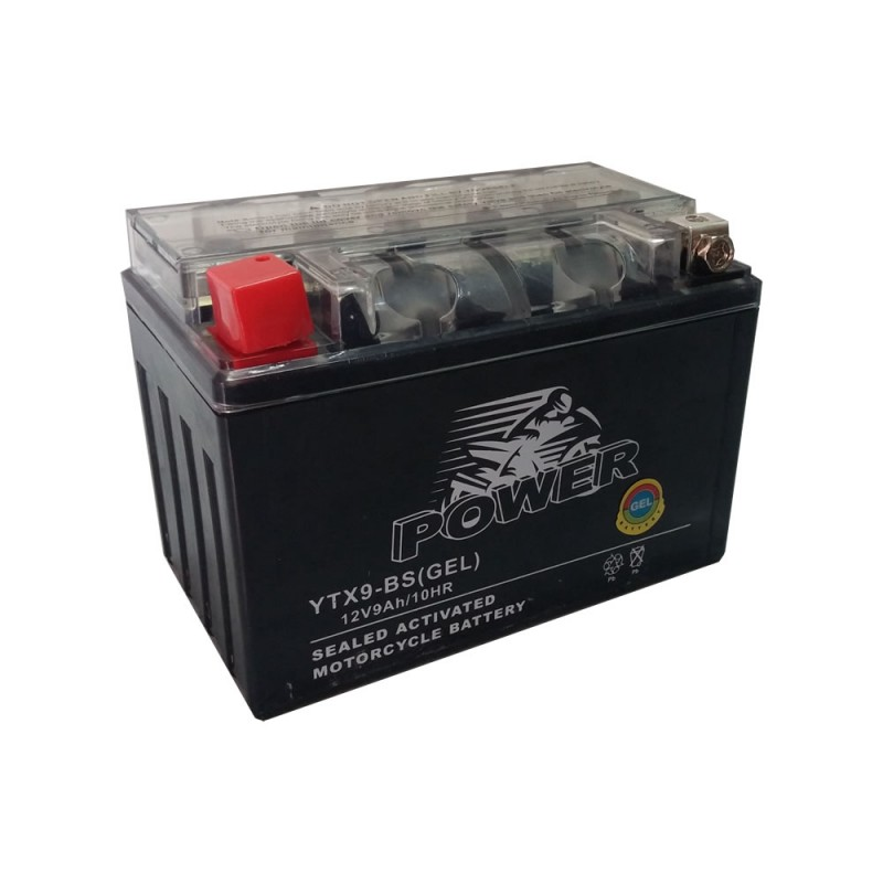 GEL MOTO POWER YTX9-BS 12V 9AH