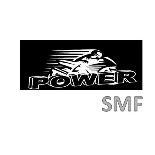 MOTO POWER SMF YB12AL-BS  12V 12AH