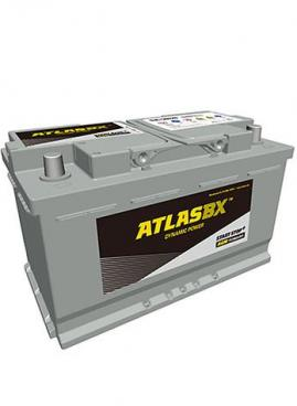 ΜΠΑΤ.12V 80AH AGM START-STOP ATLAS MF
