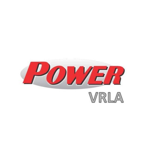 POWER VRLA 12V 7AH SSLA (BLACK)