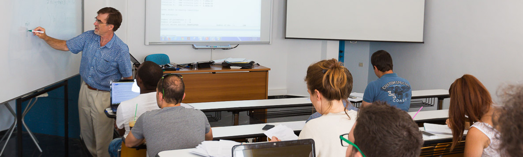 Advanced Summer School in Economics and Econometrics