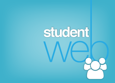 ENTRY TO STUDENT WEB