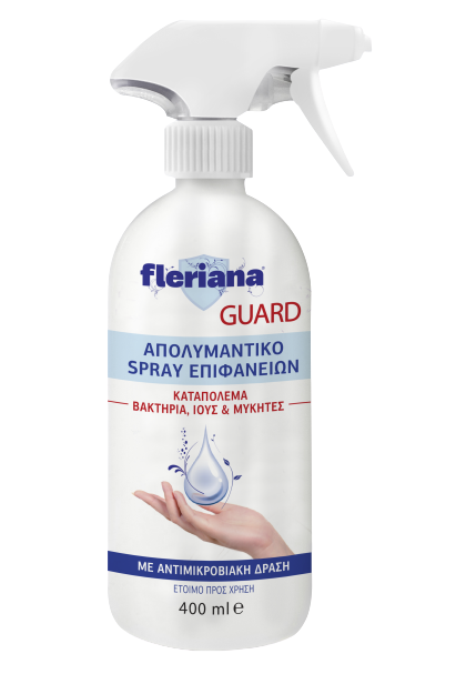 Fleriana Guard Disifectant Surface Spray 400ml
