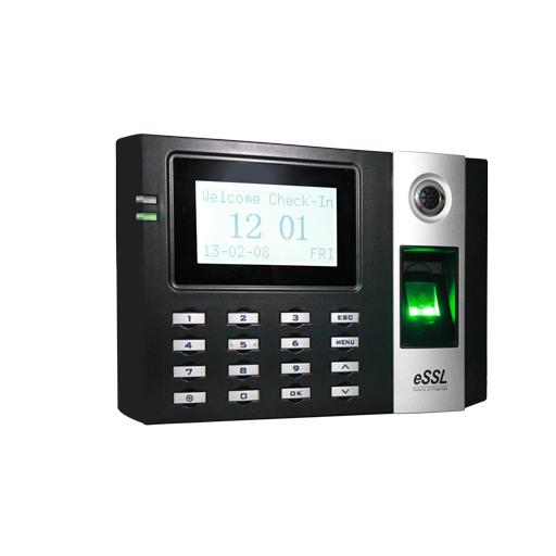 Access 9 biometric fingerprint reader and access control
